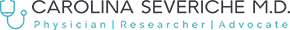 Carolina Severiche M.D. Logo